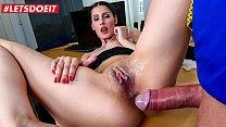 LETSDOEIT   #Coco Kiss   Sexy Teen Secretary Ge