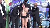 Tori Lux Gets Her Face Gangbanged By Big Black ... thumb