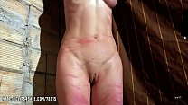 Nataly Gold- Slave For Debts WHIPPING's Thumb