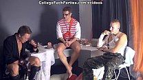 Wild student sex friends party on Friday 13th scene 3 Vorschaubild