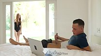 PUREMATURE Busty Dani Jensen fucked by big dick...