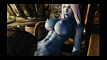 Dark Elf Sex In Skyrim