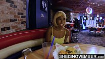 18474 4k Msnovember Flashing Her Titties, Eating Food, And Talking About A Scary Movie With Her Boyfriend To Avoid Him Talking About Her Cheating, Pulling Out Huge Natural Boobs With Black Nipples And Round Areolas Hd Sheisnovember preview