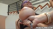 Gianna Michaels And Sandra Romain Get Together