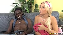 Father Watches Sammie Spades Fucks Big Black Dick