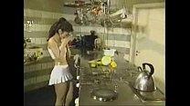 sibel kekili mutfakta asçýyla haylaz adam