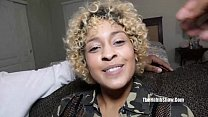 sexy newbie remi dolce mixed mexican n black gets fucked by cockeye huge ba - Xxx Andhra Aunty thumbnail