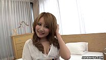 Ms. Sakura gets eaten out and mouth cummed in