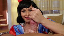 Snow White hand job image