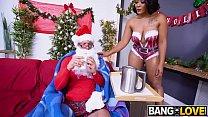 Santas Cumming Down Her Chimney Ft Mimi Curvaceous, Tyler Steel Vorschaubild