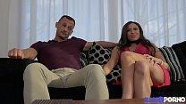 Cassie del Isla découvre la pluralité avec son mari pornhub video