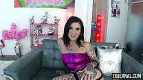 TRUE ANAL Joanna Angel has her tight ass gaped - 9Club.Top