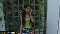 Petite beauty g ets banged by black dongs lack dongs