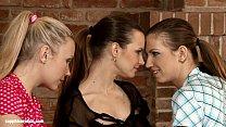 Passionate Threesome - by Sapphic Erotica lesbi...