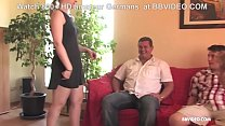 Germans know how to enjoy a mature amateur foursome