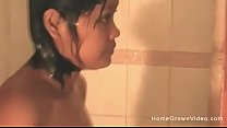 Big tit Asian amateur loves to suck and fuck white cock - 9Club.Top