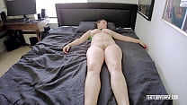 Hot MILF With Huge Tits Touched While Napping