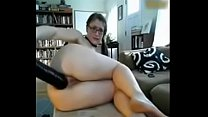 hot girl fucking her ass with dildos-more videos on www.porno-films-online.com Vorschaubild