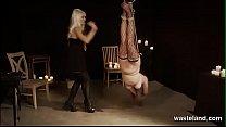 Salacious Blonde Dominates Horny Lesbian Lover tumblr xxx video