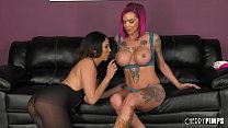 Missy Martinez and Anna Bell Peaks are One Naughty Pair - 9Club.Top