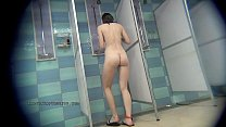 6729 Spy on these showering girls preview
