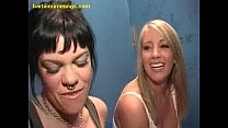 8185 Two White Babes at a Glory Hole preview
