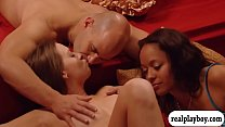 Swingers enjoyed orgy in the red room thumb
