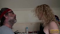PASCALSSUBSLUTS - BDSM babe Anita Vixen eats cum after anal image