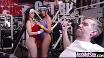 Hardcore Anal Sex With Big Butt Oiled Up Sluty Girl (Anissa Kate & Nekane Sweet) video-08