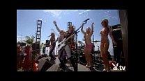 Insane Bikini Rock Party!