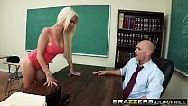 Brazzers - Big Tits at School - (Alexis Ford) (Johnny Sins) - Teaching Mr. Sins