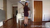 Escort Casting Friendly Dutch Girl Turns Into Sex Machine Who Loves Doggy Vorschaubild