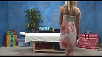 Girlie bandages  eyes of pal and sucks his gia d sucks his giant cock then