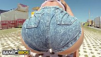 BANGBROS - Franceska Jaimes Attends The Carnival, Gets Anal On Merry Go Round thumbnail