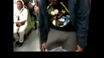morrito dotado en el metro image