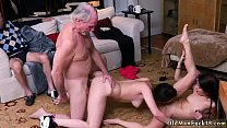 Daddy eats friend' crony's daughter pussy first time Maximas Errectis