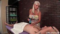 Sally D'Angelo-Massage Then Spurt - 9Club.Top