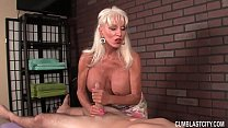 Sally D'Angelo-Massage Then Spurt