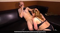 SEXTAPE GERMANY - German newbie couple films their first sex tape Vorschaubild