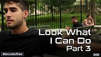 Men.com - (Diego Sans, Ian Frost, Max Wilde) - Look What I Can Do Part 3 - Drill My Hole - Trailer preview