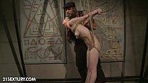 Aleksandra in the dungeon pornhub video