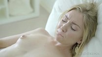 18 Virgin Sex - Sweetie fills her lonely day with fantastic orgasms pornhub video