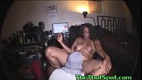 Black MILF Takes DIck thumbnail