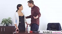Babes - Office Obsession - Blowing My Cover  starring  Kristof Cale and Annie Wolf clip preview image
