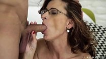 9872 Sexy sugar mama on younger dick - Lusty Grandmas preview