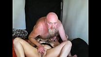 Bearded Dad Spreads Mom Pussy Lips In Public Sh