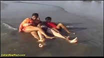Indian teen enjoy with open place beach exclusively - download porn videos