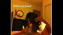16565 Kiki rides James face in 69! preview