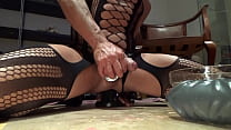 Extremeslut66 brutal gaping her ass