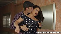 Screenshot Brazzers - H ot anal sex with Lexie Candy